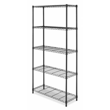 Supreme 5 Tier Shelf Whitmor