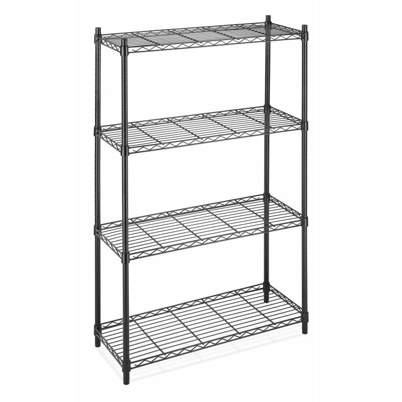 Supreme 4 Tier Shelf Whitmor