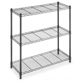 Supreme 3 Tier Shelf Whitmor