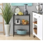 Supreme 3 Tier Shelf Whitmore Small