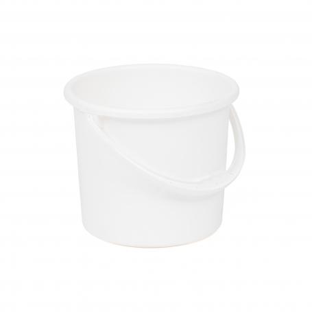 Bucket White 2.5L
