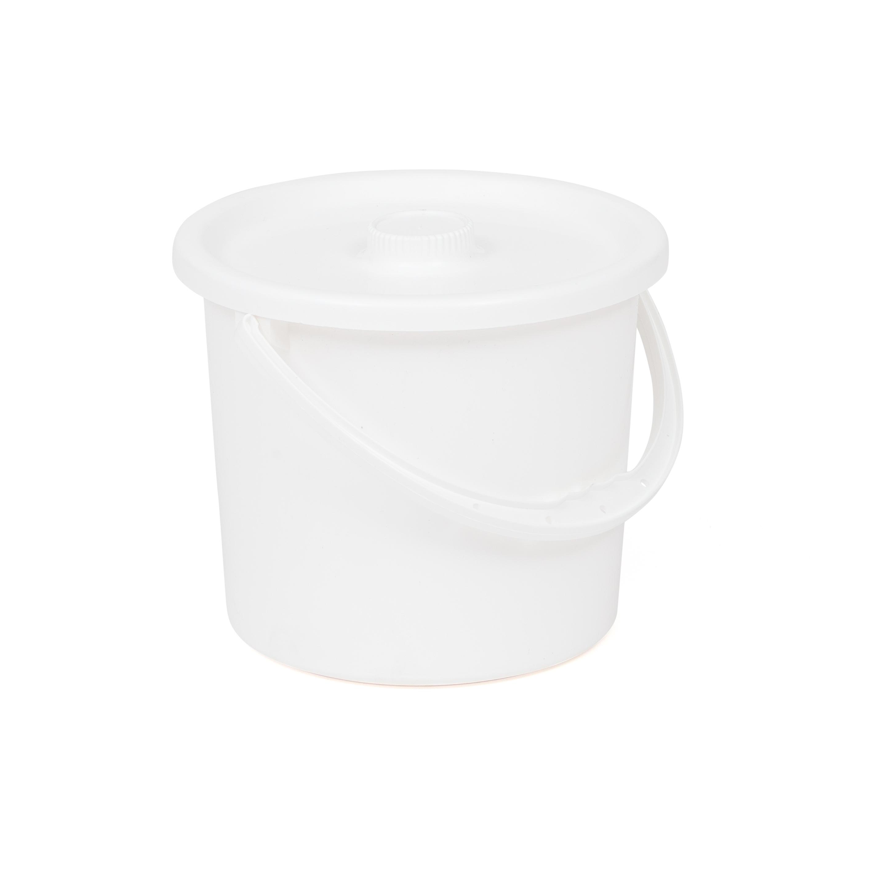 Bucket White 2.5L from Storage Box a22818409e5