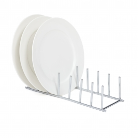 Plate/Lid Rack Chrome