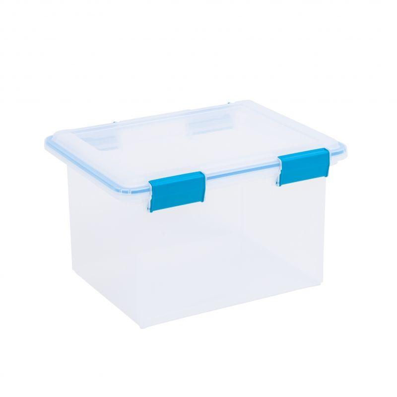 Sterilite Box 30L with Seal Lid