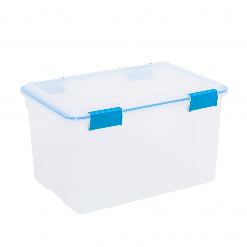 Sterilite Box 51L with Seal Lid