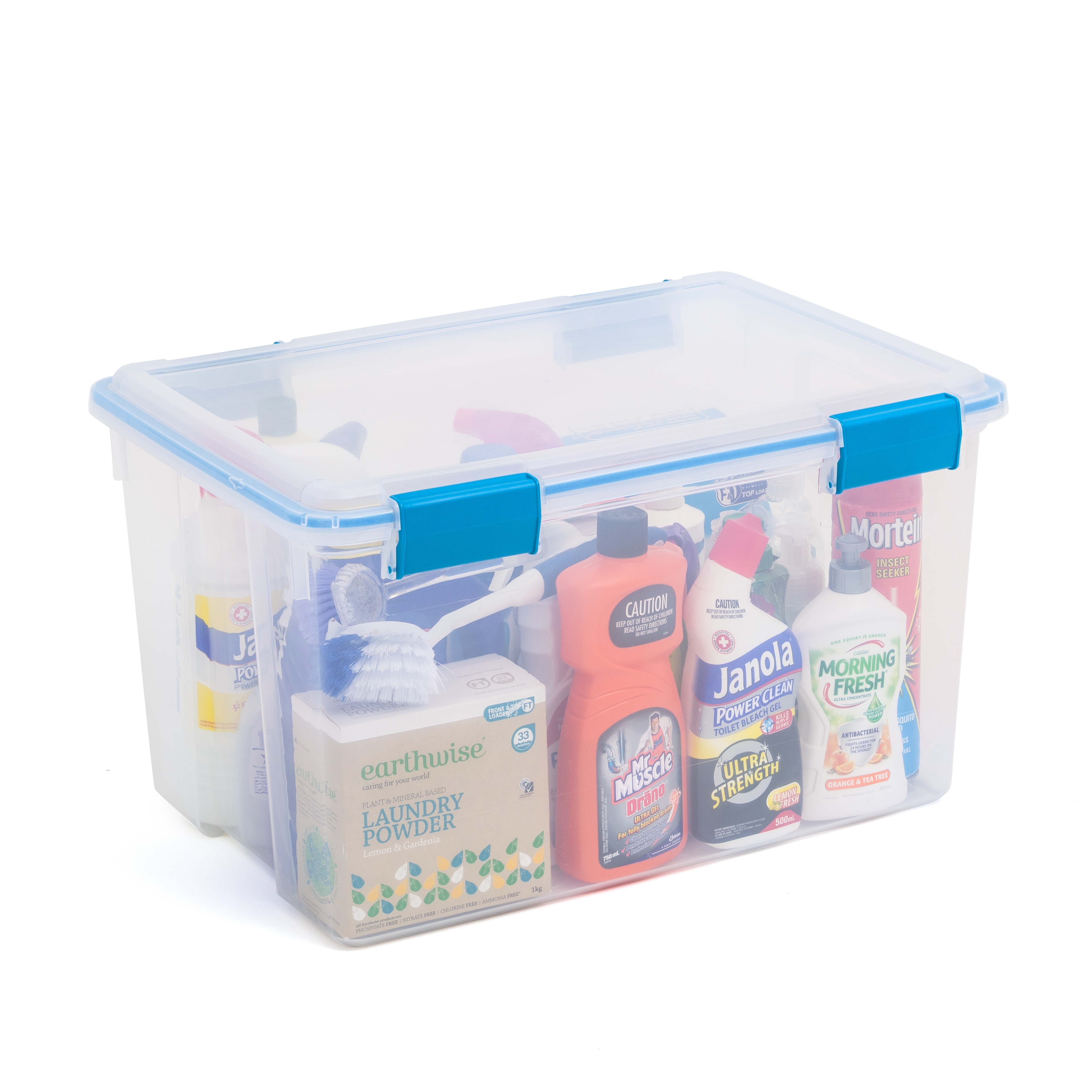 Sterilite Box 51L with Seal Lid from Storage Box