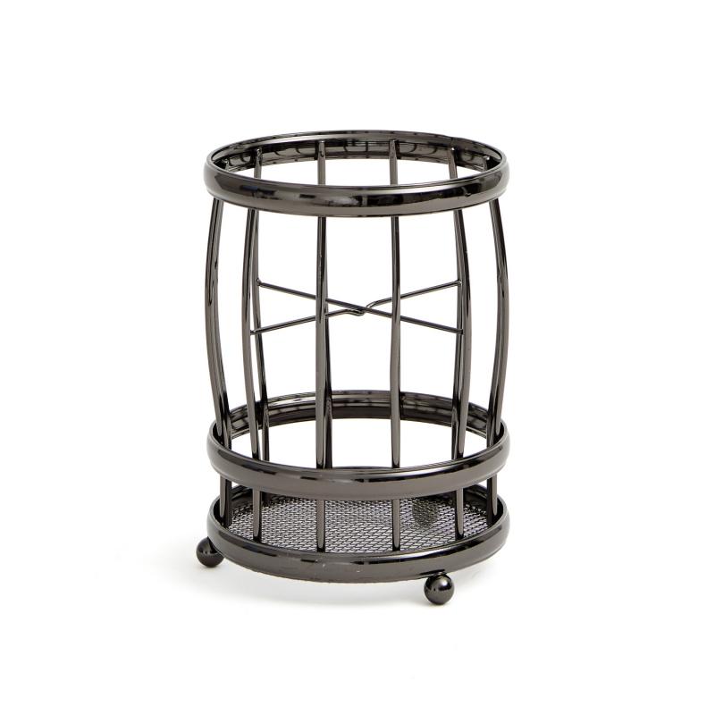 Cutlery Drainer Black Onyx