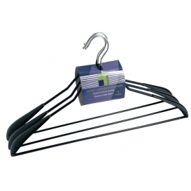 Coat Hanger With Pads 3 Pack
