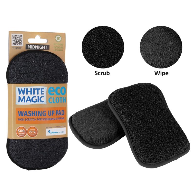 Washing Up Pad White Magic