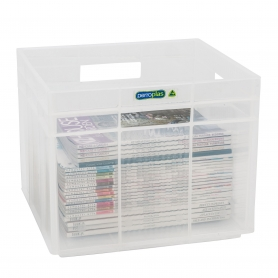 Perroplas Cube 30L Stackable