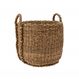 Round Seagrass Basket Large
