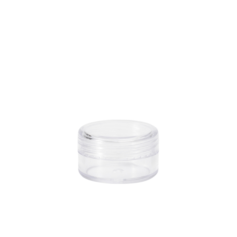 Clear Screw Cap Pot 5gm