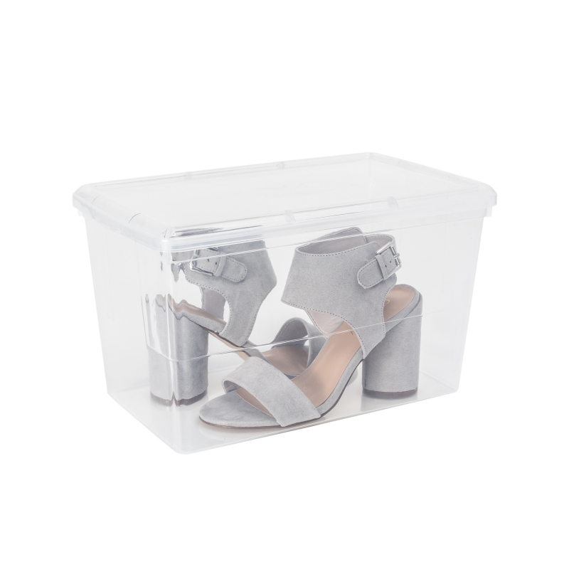 Shoe Box with Lid High Heels