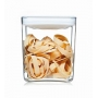Click Clack Cube Food Storer 2.8L White Lid