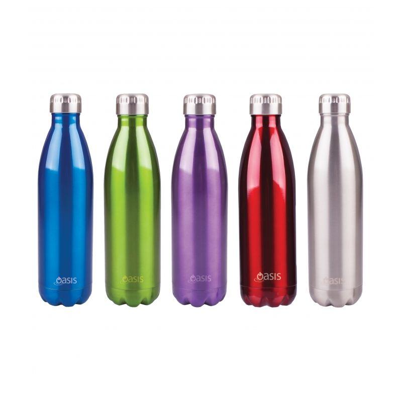 Stainless Steel Drink Bottle 500ml