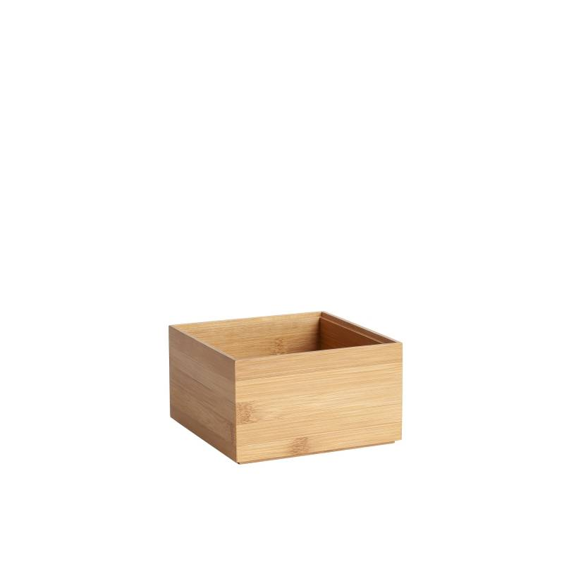 Bamboo Drawer Organiser Square Small