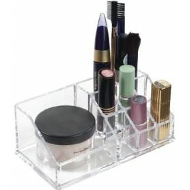Acrylic Organiser 9 Compartments