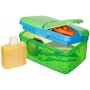 Sistema Lunch Box 2L Quaddie with Bottle