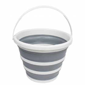 Pop-Up Bucket 10l Round