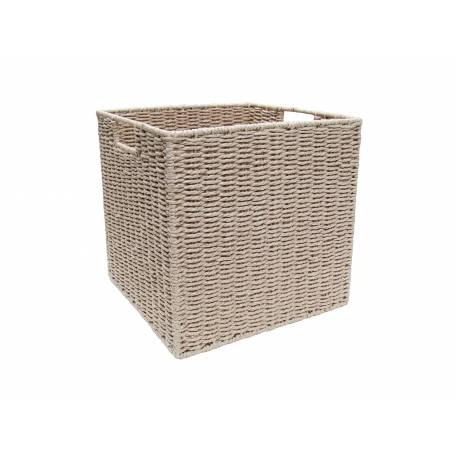Pastiche Rope Basket Square Large