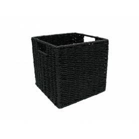 Pastiche Rope Basket White Small