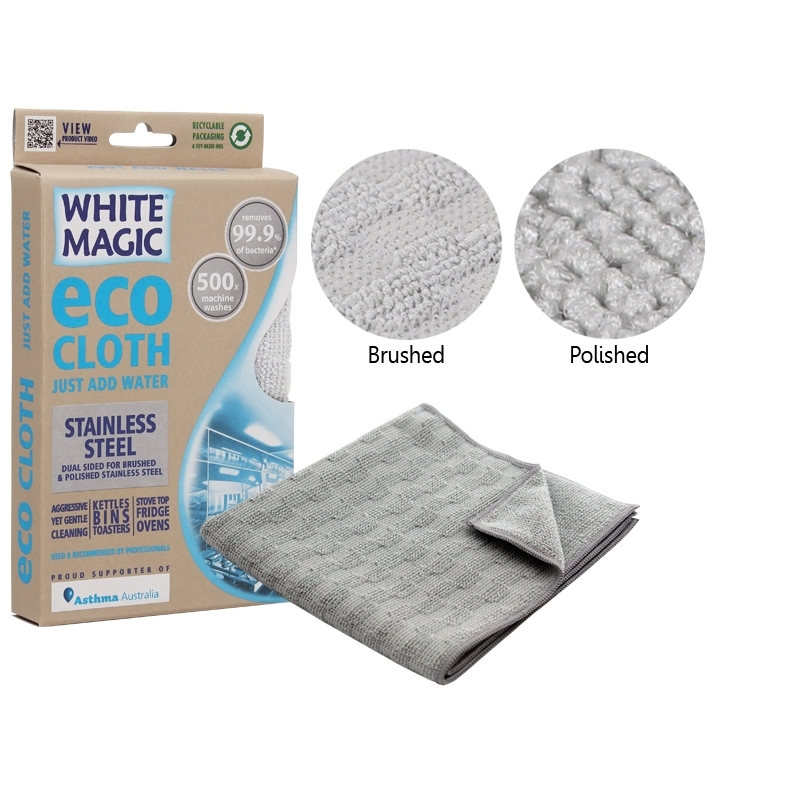 Eco Cloth Kitchen White Magic