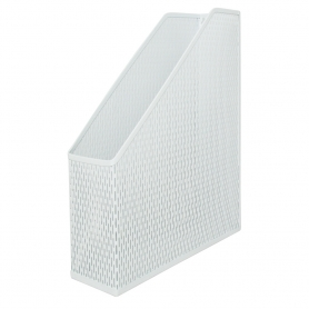 Bijou Upright File Holder Black or White