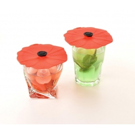 Poppy Drink Cover