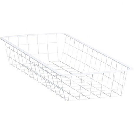 Elfa Wire Drawer 1 Runner 25 Series White