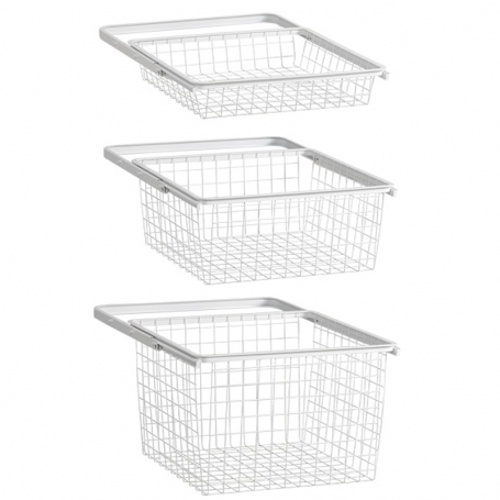 Elfa Gliding Wire Drawer 449mm