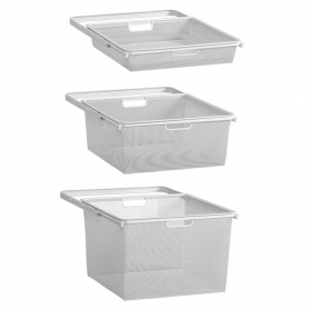 Elfa Gliding Mesh Drawer 449mm