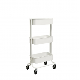Trolley 3 Tier Narrow