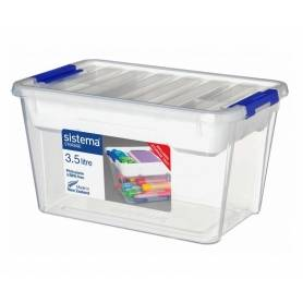 Sistema Storage 3.5L with Tray