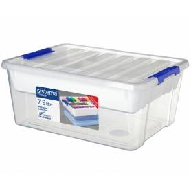 Sistema Storage 7.9L with Tray