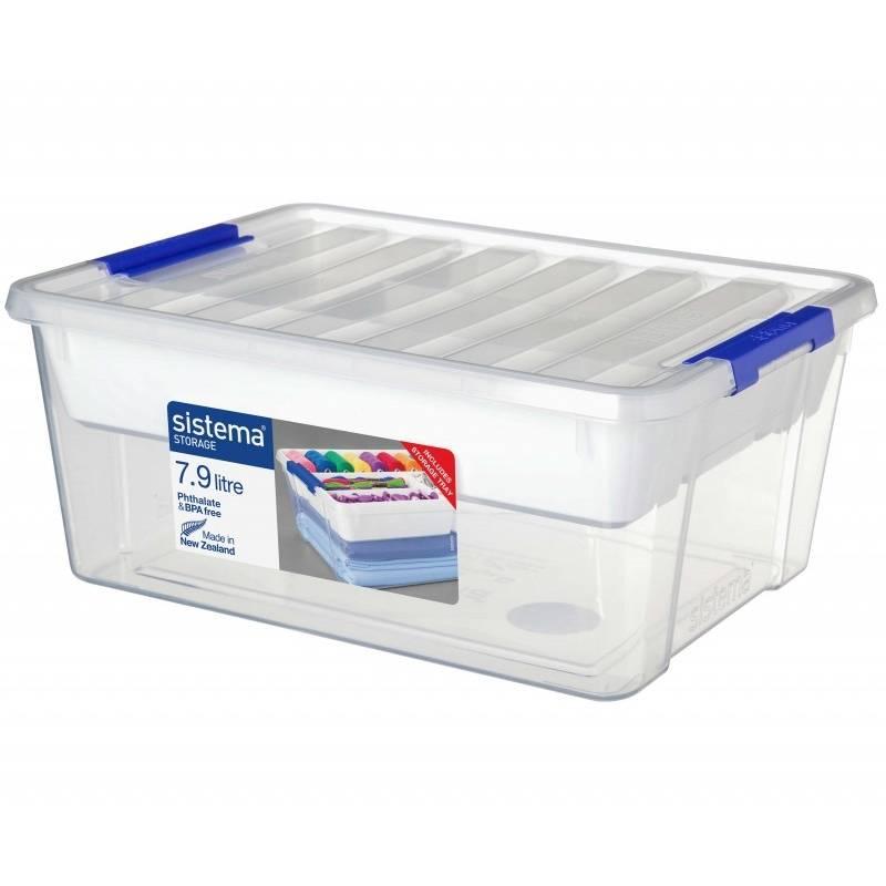 Sistema Storage 7.9L with Tray