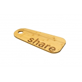 "Bamboo ""Share"" Chopping Board"