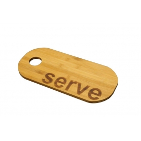 "Bamboo ""Serve"" Chopping Board"