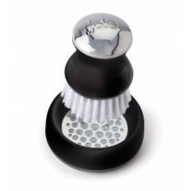 Dish Brush and Holder