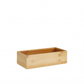 Bamboo Drawer Organiser Large