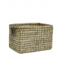 Kans Grass Basket Lge