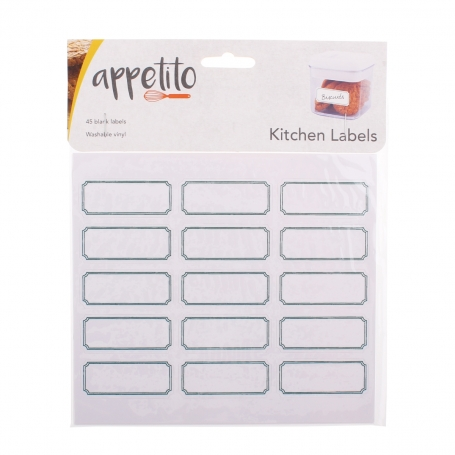D.Line Food Labels 45 Pack