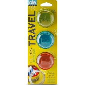 Travel Jars 3 Pack