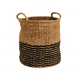 Sea Grass Basket Round Large
