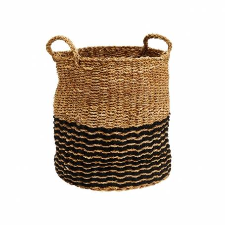Seagrass Basket Round Large