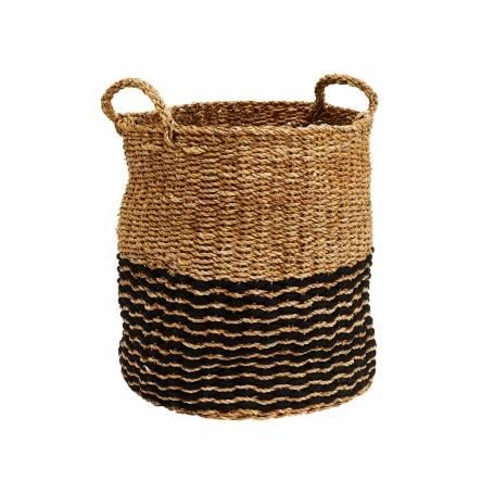 Sea Grass Basket Round Large