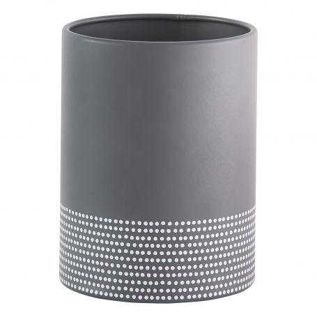 Utensil Jar Grey