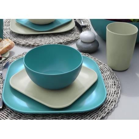 Side Plate Bamboo Picnicware