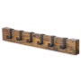 Coat Rack Modern Industrial