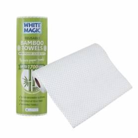 Eco Bamboo Cloth White Magic