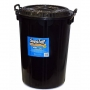 Rubbish Bin with Lid 100L